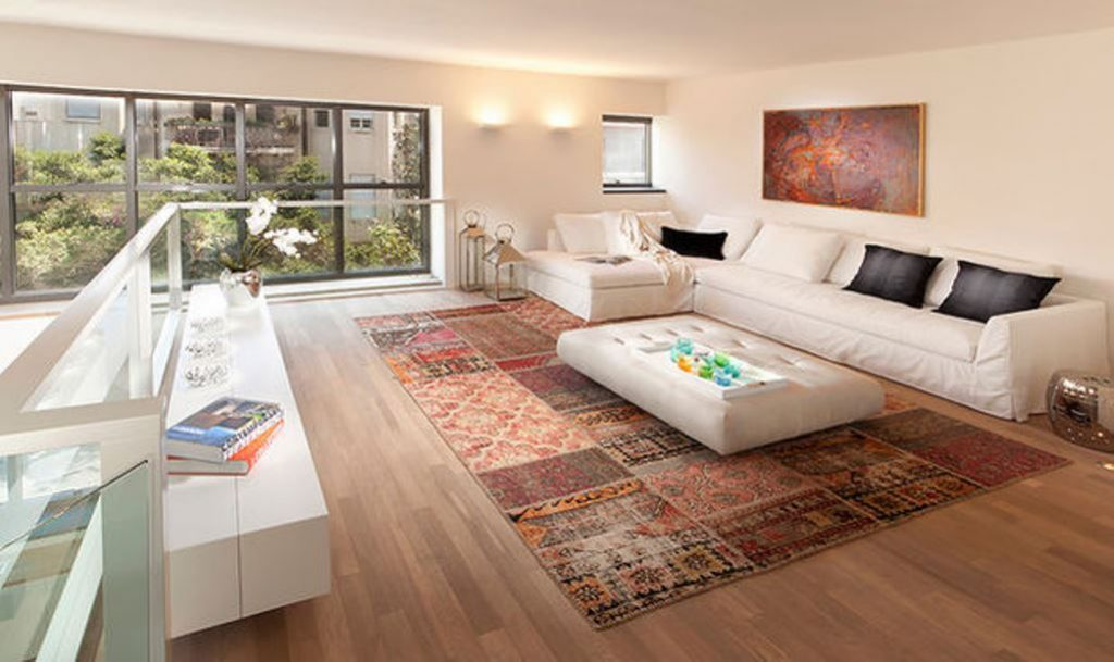CareHome livingroom